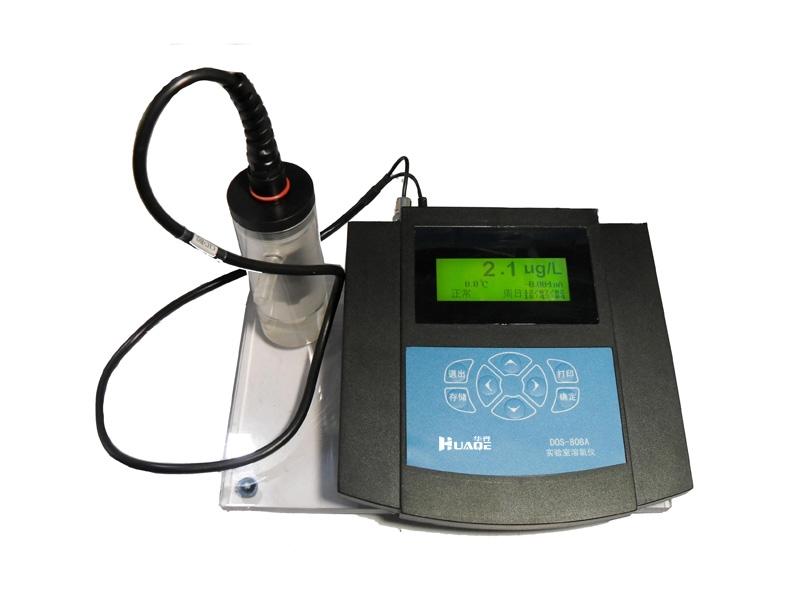 DOS-808A型便携台式中文溶氧仪